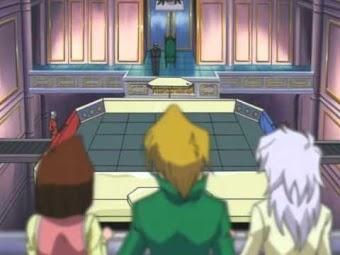 Yugi vs. Pegasus Match of the Millennium, Part 1