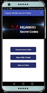 Download Secret Codes Huawei 2018 APK latest version app for