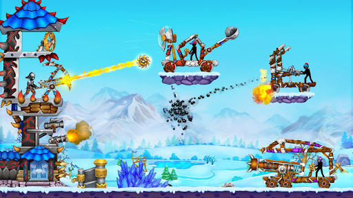 The Catapult 2 u2014 Grow your castle tower defense 3.1.0 screenshots 6