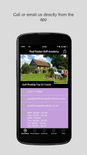 Paul Foston Golf Academy- screenshot thumbnail