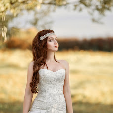 Wedding photographer Nataliya Golovanova (golovanovan). Photo of 10.10.2017