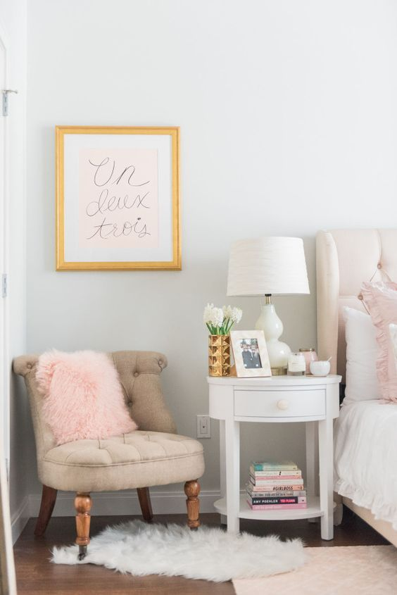 Decorate Your Seat with A Faux Fur Pillow