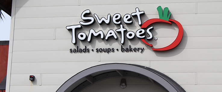 Sweet Tomatoes Florida