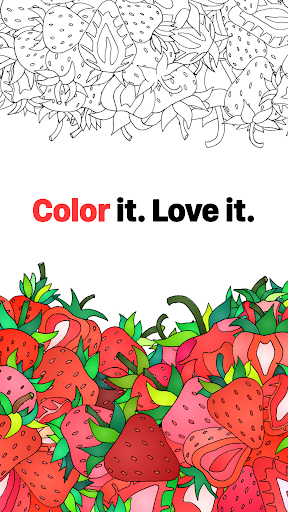 Jolly Paint: Coloring Book 1.2 screenshots 2