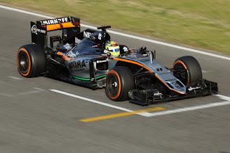 Photo: Sergio Perez - Force India
