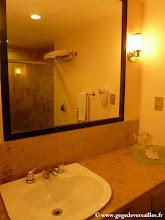 Photo: #006-Salvador de Bahia. Le Pestana Bahia. La salle de bains.