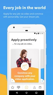 TALENTCUBE - Apply for any job via video.- screenshot thumbnail