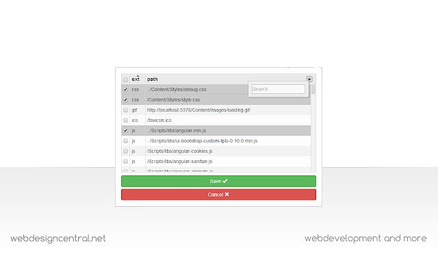 AutoReload Page