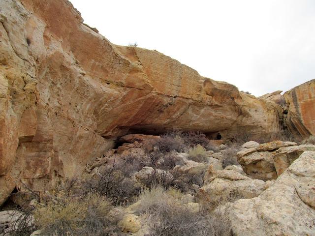 Fallen Rock Alcove