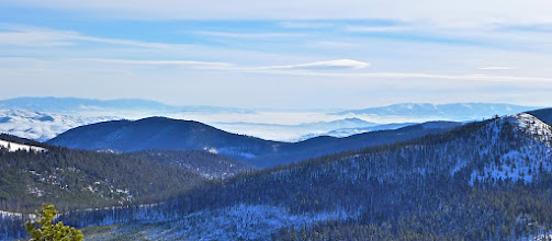 Photo: Helena Valley as viewed from Crater Mtn.
