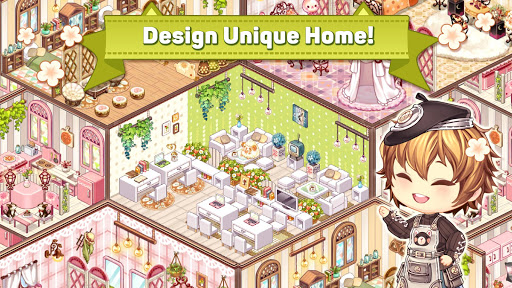 PC u7528 Kawaii Home Design - Room Decoration Game 1