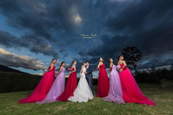 Fotógrafo de bodas Patricio Calle (calle). Foto del 10.11.2016