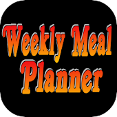 Weekly Meal Planner & Recipes