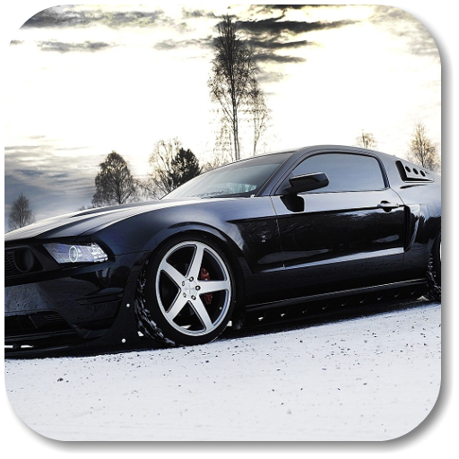 Modified Mustang Pics 遊戲 App LOGO-硬是要APP