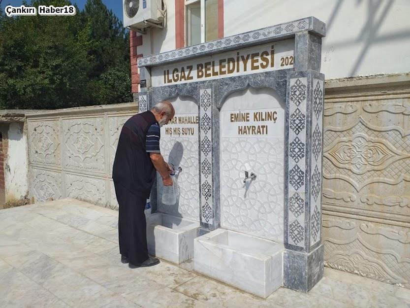 Ilgaz belediyesi,Mehmed Öztürk,Ilhaz Hışhış suyu,