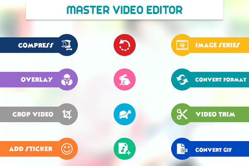 Photo Video Music Editor