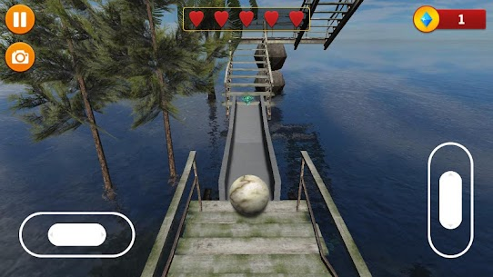Balancer Ball 3D: Rolling Escape MOD APK [Unlimited Diamonds] 8