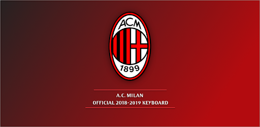 AC Milan Official Keyboard - Apps on Google Play