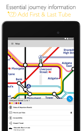 Tube Map London Underground Screenshot 16