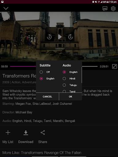 JioCinema: Movies TV Originals screenshot 8