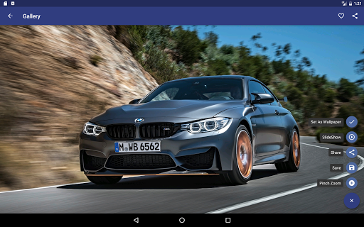 BMW - Car Wallpapers HD screenshots 12