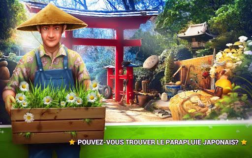 Télécharger gratuit Objets Cachés Jardin Zen - Jeu de Magie APK MOD 1