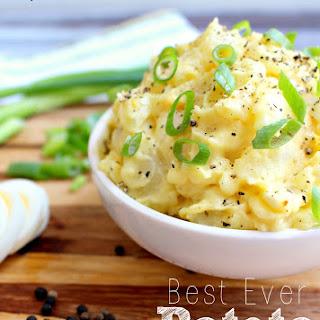 Best Ever Potato Salad.