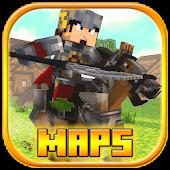 Tải Adventure Maps for MCPE ( Minecraft PE ) APK