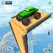 Mega Ramp Monster Truck Impossible Stunts