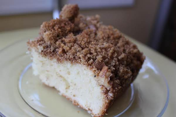 Overnight Cinnamon Coffee Cake Recipe