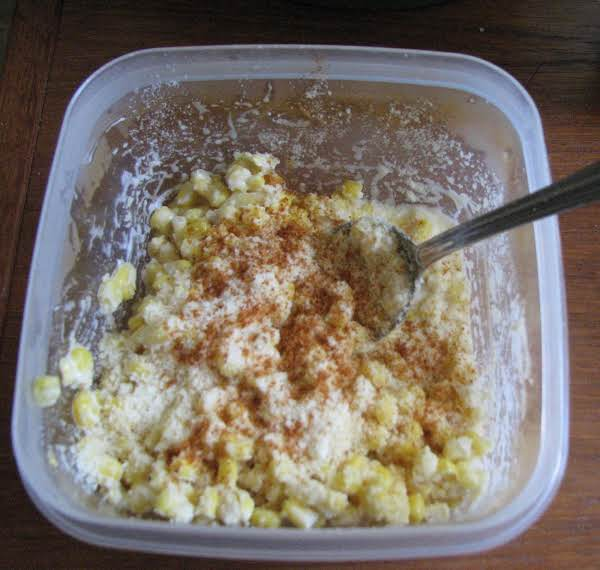 Mexican Style Street Corn Recipe
