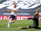Tottenham wint met het kleinste verschil van West Bromwich Albion