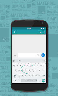 Download Material White for TouchPal Apk 2 9 1,com qoarth