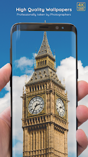 London Wallpapers PRO 4K England Background Screenshot