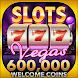 Slots™ - ラスベガスカジノスタイルのスロットマシン - Androidアプリ