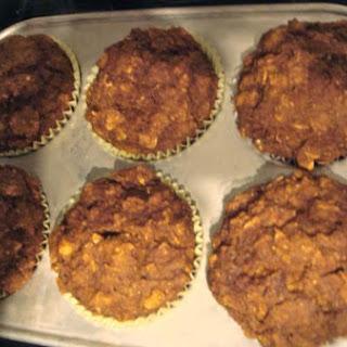 Last-Legs Eggless Muffins