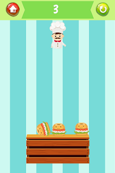 Burger Drop apk screenshot