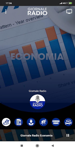 Giornale Radio screenshot 2
