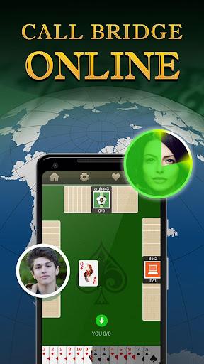 Call Bridge Card Game - Spades  gameplay | by HackJr.Pw 1