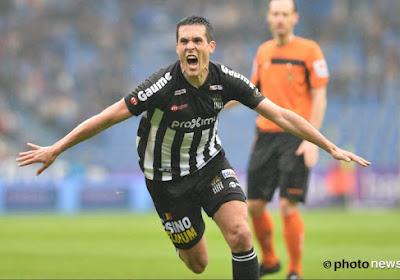 Jérémy Perbet envisage de finir sa carrière à Charleroi