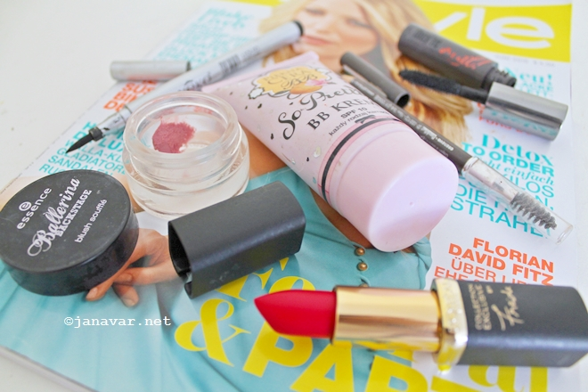 Beauty: First summer look 2015