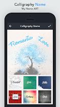 My Name In Calligraphy - screenshot thumbnail 05