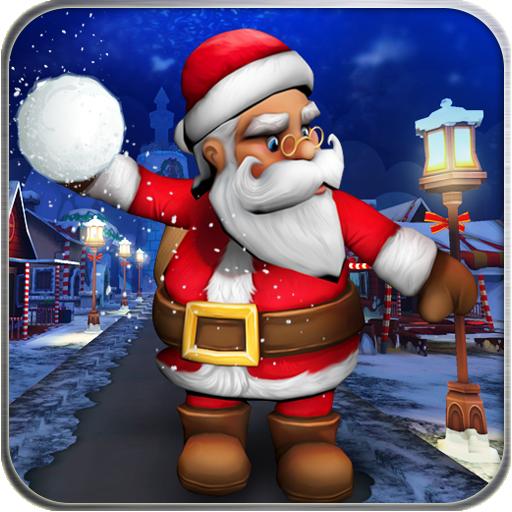 Shoot Santa Shoot : Christmas 2018