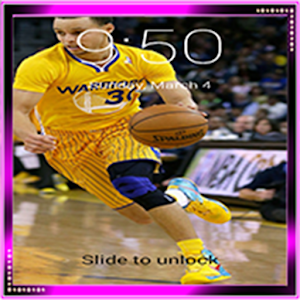 Stephen Curry lock screen HD wallpaper 18