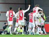 Beresterk Ajax veegt de vloer aan met Olympique Lyon en staat nu al met anderhalf been in finale Europa League