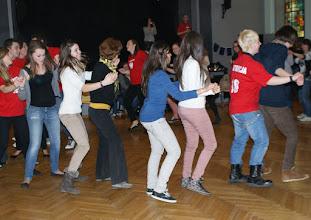 Photo: Ballant el que els polonesos ens van ensenyar