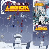 Convergence: Superboy and the Legion of Super-Heroes (2015)