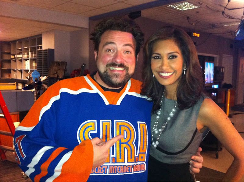 Photo: The awesome Kevin Smith