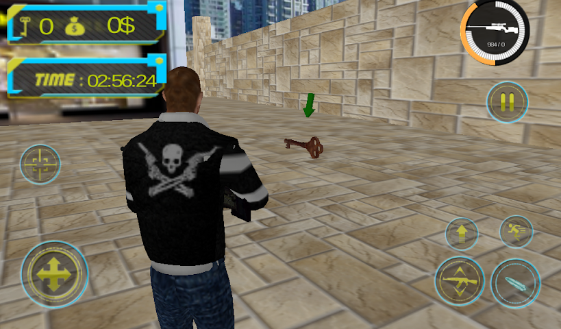 android Bank Robbery : Crime Case Screenshot 8