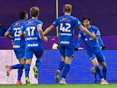 KRC Genk-Club Brugge: 3-0
